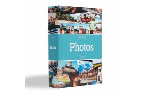 PHOTO ALBUM FOR 200 PHOTOS